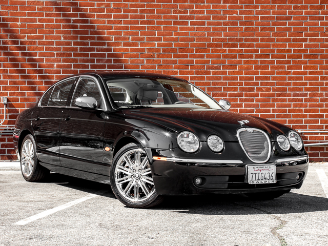 2007 Jaguar S-TYPE 3.0 Burbank, CA 1
