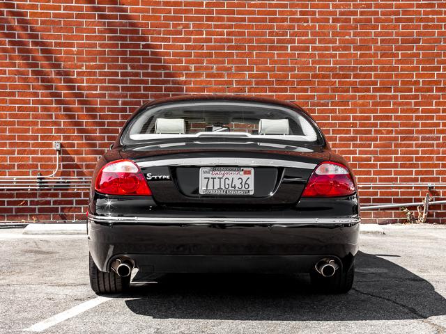 2007 Jaguar S-TYPE 3.0 Burbank, CA 3
