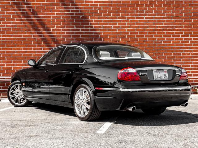 2007 Jaguar S-TYPE 3.0 Burbank, CA 7