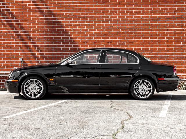 2007 Jaguar S-TYPE 3.0 Burbank, CA 5
