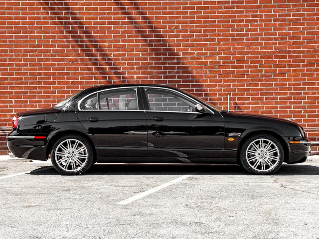 2007 Jaguar S-TYPE 3.0 Burbank, CA 4