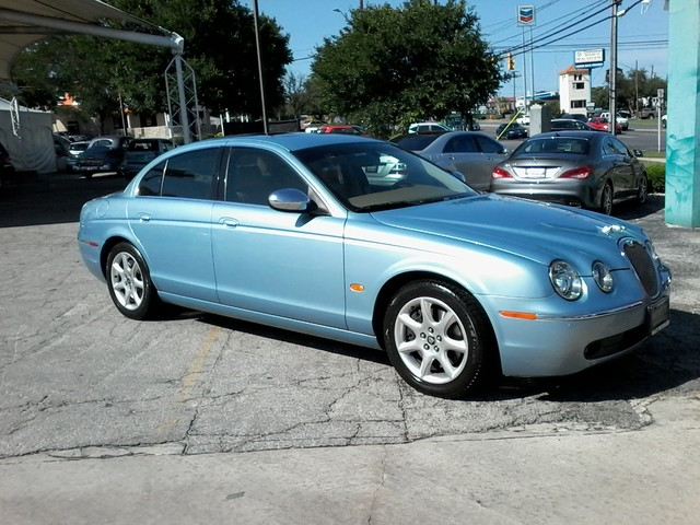 2007 Jaguar S-TYPE 4.2 San Antonio, Texas 0