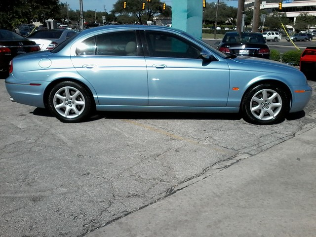 2007 Jaguar S-TYPE 4.2 San Antonio, Texas 1