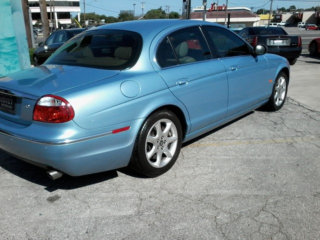 2007 Jaguar S-TYPE 4.2 San Antonio, Texas 2