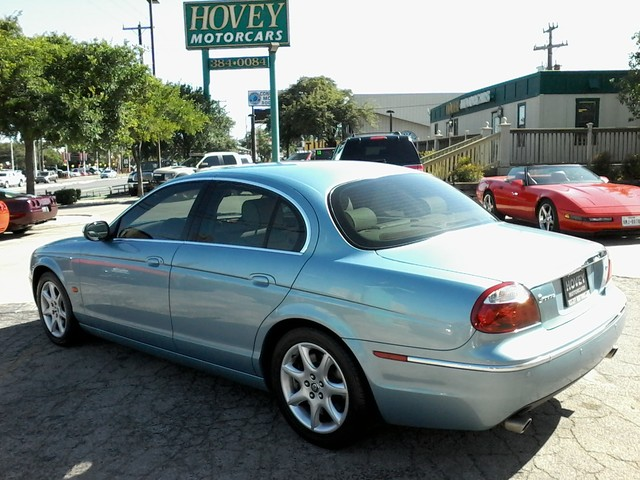 2007 Jaguar S-TYPE 4.2 San Antonio, Texas 4
