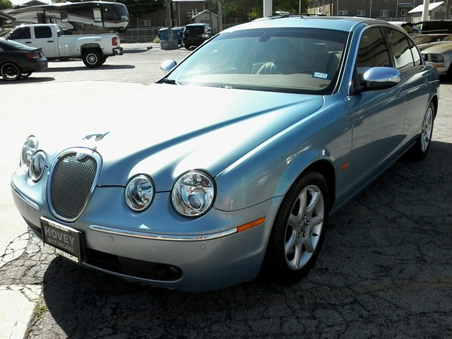 2007 Jaguar S-TYPE 4.2 San Antonio, Texas 7