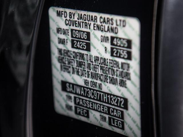 2007 Jaguar XJ XJR Burbank, CA 10