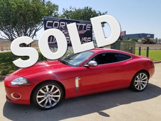 2007 Jaguar XK Coupe Auto, NAV, Chromes, Only 75k! | Dallas, Texas | Corvette Warehouse  in Dallas Texas