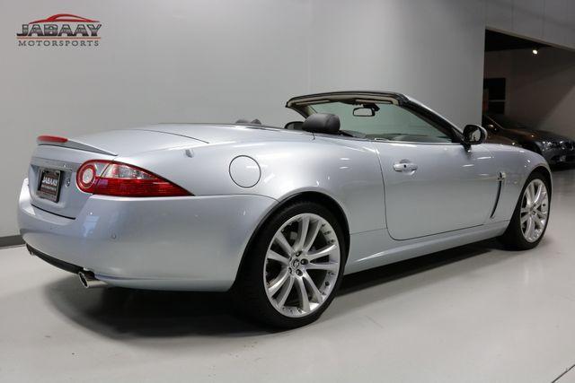 2007 Jaguar XK Merrillville, Indiana 4