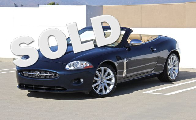 2007 Jaguar XK Reseda, CA 0