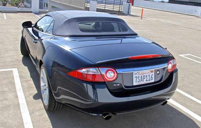 2007 Jaguar XK Reseda, CA 6