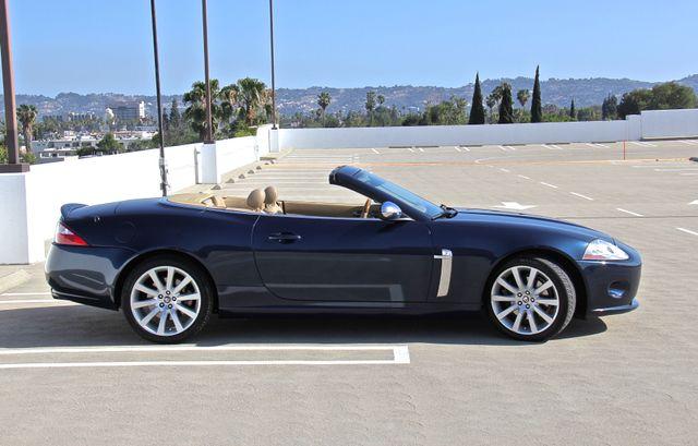 2007 Jaguar XK Reseda, CA 4