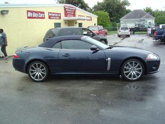 2007 Jaguar XK XK Convertible San Antonio, Texas 4