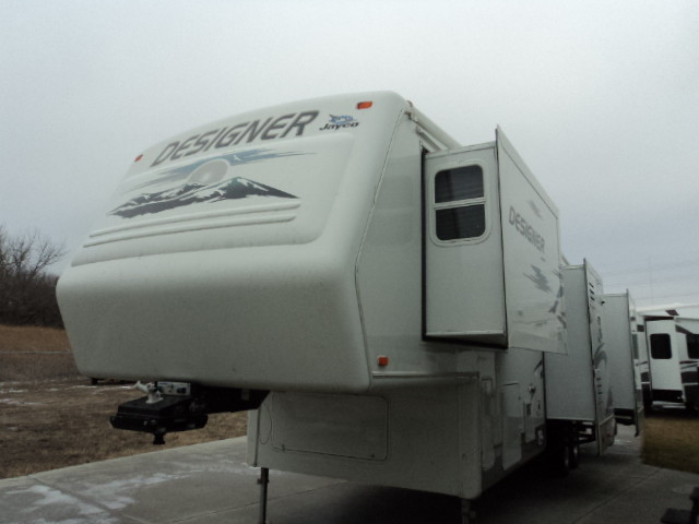2007 Jayco Designer 34RLQS Mandan, North Dakota 0