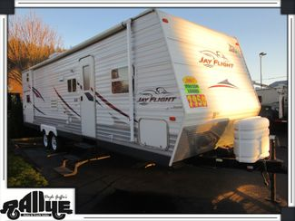 2007 Jayco Flight 31ft Travel Trailer Bumper Pull Burlington, WA