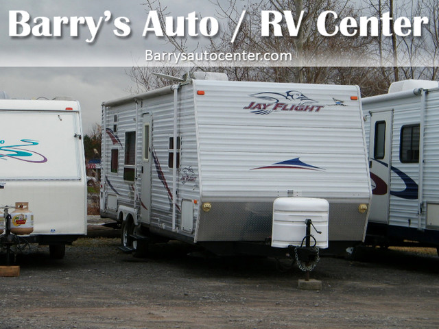 2007 Jayco Jay Flight 27BH  city NY  Barrys Auto Center  in Brockport, NY