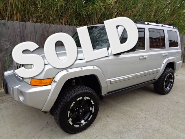 2007 Jeep Commander Limited Corpus Christi, Texas 0