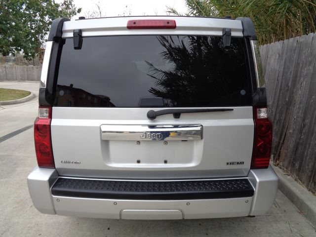 2007 Jeep Commander Limited Corpus Christi, Texas 7