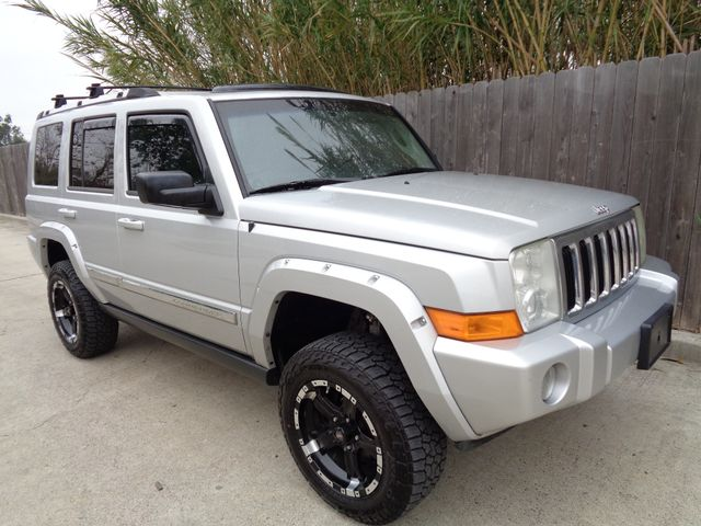 2007 Jeep Commander Limited Corpus Christi, Texas 1