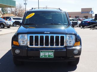 2007 Jeep Commander Sport Englewood, CO 1