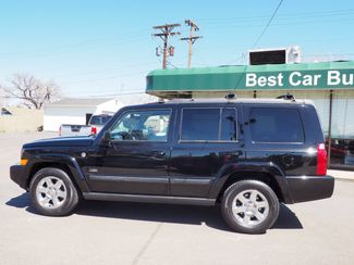2007 Jeep Commander Sport Englewood, CO 8