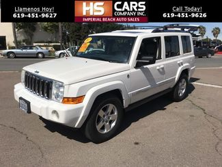 2007 Jeep Commander Limited Imperial Beach, California