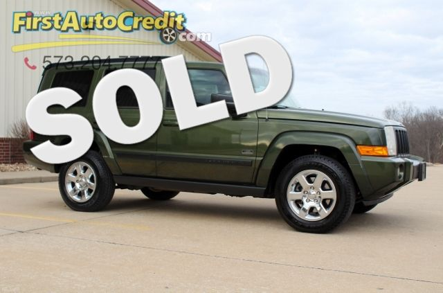 2007 Jeep Commander Sport | Jackson , MO | First Auto Credit in Jackson  MO