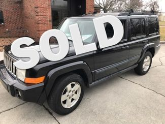 2007 Jeep Commander Sport Knoxville, Tennessee