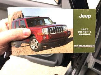 2007 Jeep Commander Sport Knoxville, Tennessee 17
