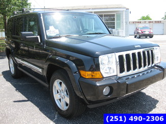2007 Jeep Commander in LOXLEY AL