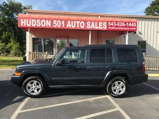 2007 Jeep Commander in Myrtle Beach South Carolina