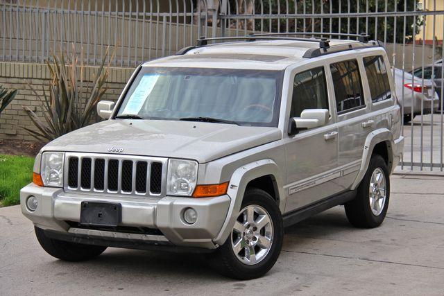 2007 Jeep Commander Overland Reseda, CA 6