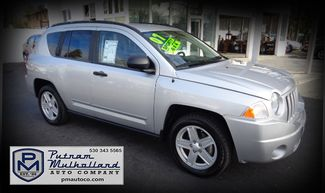 2007 Jeep Compass Sport SUV Chico, CA