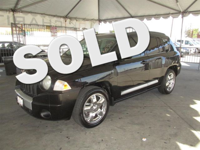 2007 Jeep Compass Limited Please call or e-mail to check availability All of our vehicles are a