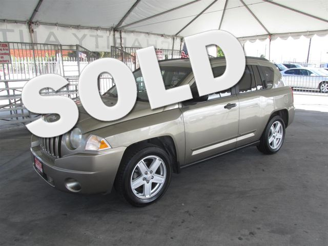 2007 Jeep Compass Sport Please call or e-mail to check availability All of our vehicles are ava