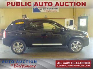 2007 Jeep Compass Limited   JOPPA, MD   Auto Auction of Baltimore  in Joppa MD