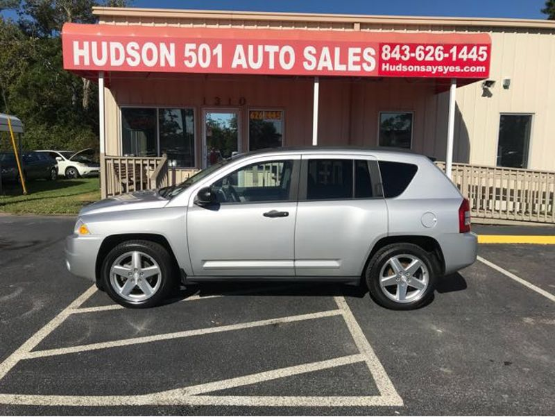 2007 Jeep Compass Limited | Myrtle Beach, South Carolina | Hudson Auto Sales in Myrtle Beach South Carolina