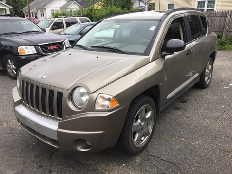 2007 Jeep Compass Limited in West Springfield, MA