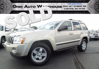 2007 Jeep Grand Cherokee Laredo 4x4 1-Owner Clean Carfax We Finance | Canton, Ohio | Ohio Auto Warehouse LLC in  Ohio