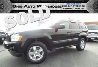 2007 Jeep Grand Cherokee Laredo 4x4 Sunroof Leather Cln Carfax We Finance | Canton, Ohio | Ohio Auto Warehouse LLC in  Ohio