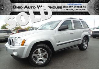 2007 Jeep Grand Cherokee Laredo 4x4 Sunroof Can Carfax We Finance | Canton, Ohio | Ohio Auto Warehouse LLC in  Ohio
