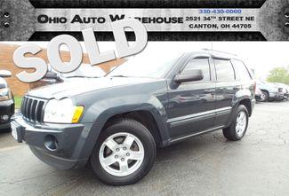 2007 Jeep Grand Cherokee Laredo 4x4 Sunroof Clean Carfax We Finance | Canton, Ohio | Ohio Auto Warehouse LLC in  Ohio