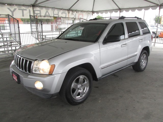 2007 Jeep Grand Cherokee Limited Please call or e-mail to check availability All of our vehicle