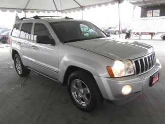 2007 Jeep Grand Cherokee Limited Gardena, California 3