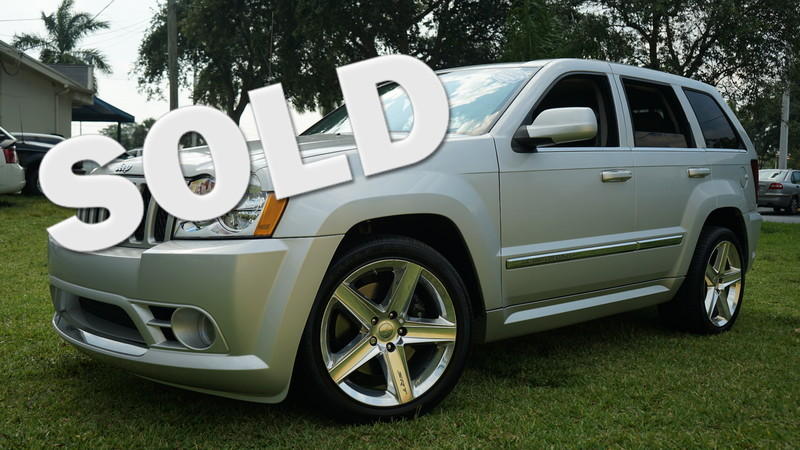 2007 Jeep Grand Cherokee SRT-8 in Lighthouse Point FL
