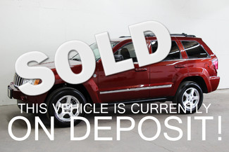 2007 Jeep Grand Cherokee Limited 4x4 V8 SUV with Moonroof, Heated Seats, Remote Start & Tow Package in Eau