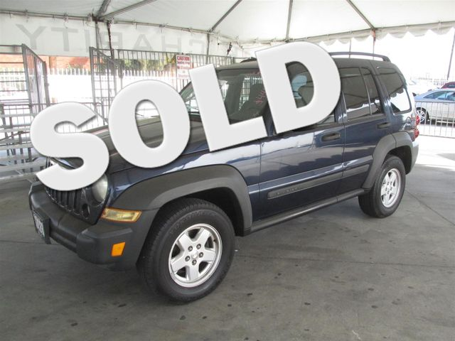 2007 Jeep Liberty Sport Please call or e-mail to check availability All of our vehicles are ava