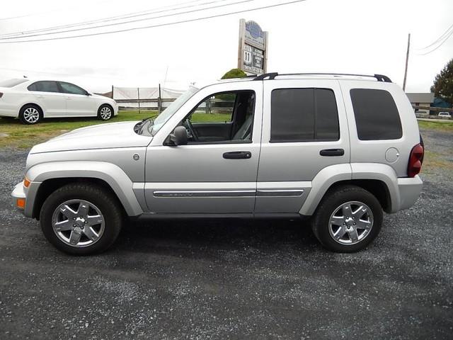 2007 Jeep Liberty Limited | Harrisonburg, VA | Armstrong's Auto Sales in Harrisonburg VA