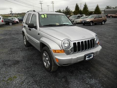 2007 Jeep Liberty Limited | Harrisonburg, VA | Armstrong's Auto Sales in Harrisonburg, VA