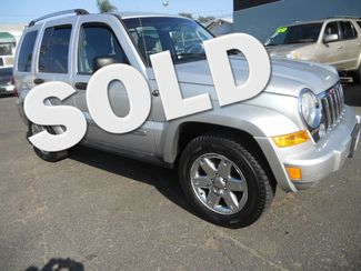 2007 Jeep Liberty Limited San Diego, CA